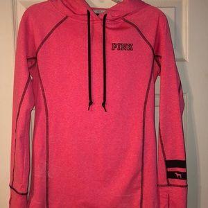Victoria's Secret Pink Athletic Pullover Jacket